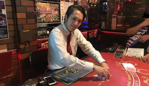 那覇市久茂地にある「Casino bar VeGAS(カジノバーべガス)」で遊んできました☆